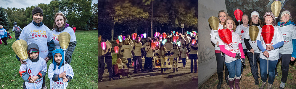 Light The Night Volunteer Hosted Walk